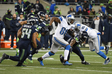 Anquan Boldin Wild Card Round - Detroit Lions v Seattle Seahawks