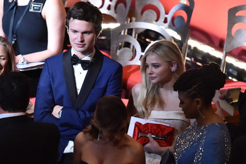 Ansel Elgort 87th Annual Academy Awards Show