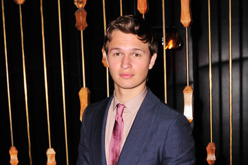 Ansel Elgort 'The Fault in Our Stars' Afterparty