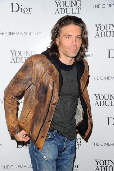 "Anson Mount - Cinema Society & Dior Beauty Host A Screening Of ""Young Adult"" - Inside Arrivals"