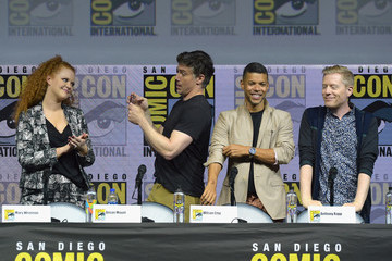 Anson Mount Comic-Con International 2018 - 'Star Trek: Discovery' Panel
