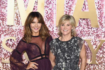 Anthea Turner 'Bohemian Rhapsody' World Premiere At The SSE Arena Wembley