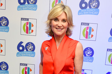 Anthea Turner 'Blue Peter Big Birthday' - Photocall