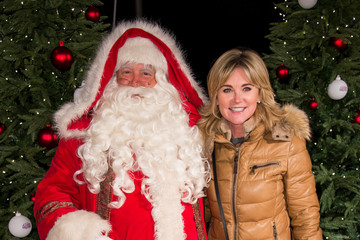 Anthea Turner Hyde Park Winter Wonderland 2015 - Launch Photocall