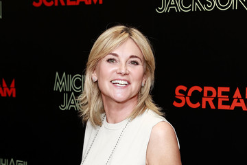 Anthea Turner Michael Jackson's 'Scream' Album Launch - Arrivals