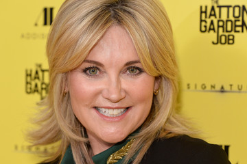 Anthea Turner 'The Hatton Garden Job' - World Premiere - Red Carpet Arrivals