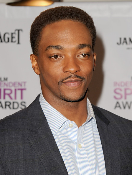 Anthony Mackie Actor Anthony Mackie attends the 2012 Film Independent    Anthony Mackie