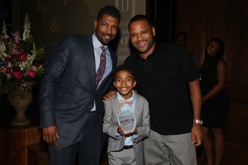 Anthony Anderson Miles Brown 7th Annual AAFCA Awards - Inside