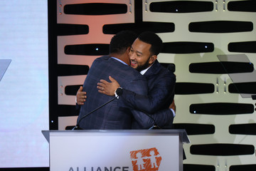Anthony Anderson The Alliance For Children's Rights 28th Annual Dinner Honoring Karey Burke And Susan Saltz - Inside