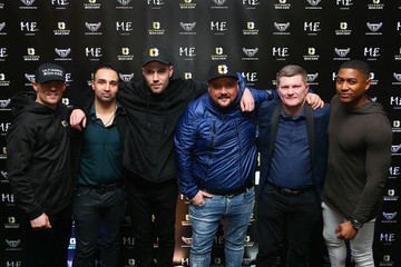 Anthony Crolla Charlie Sloth Ultimate Boxxer Launch