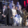 Anthony Daniels 'Star Wars: The Rise of Skywalker' Special Red Carpet Fan Event In Tokyo