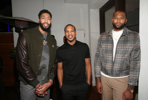 Haute Living Honors L.A. Lakers Superstar Anthony Davis With XO And Louis XIII