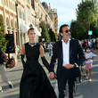 Anthony Delon Celebrity Sightings During The 77th Venice Film Festival - Day 1