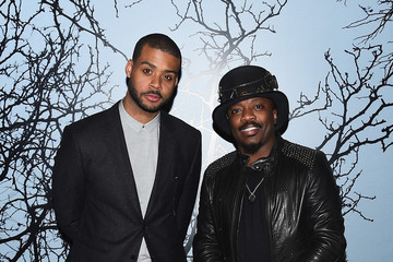 Anthony Hamilton Kristopher Bowers An Artist at the Table: Cocktails and Dinner Program Benefit - 2016 Sundance Film Festival