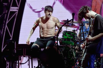 Anthony Kiedis The Meadows Music and Arts Festival - Day 3