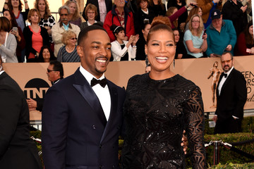 Anthony Mackie The 22nd Annual Screen Actors Guild Awards - Arrivals