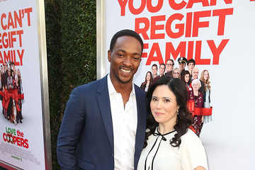 Anthony Mackie 'Love The Coopers' Holiday Luncheon Benefiting the LA Regional Food Bank