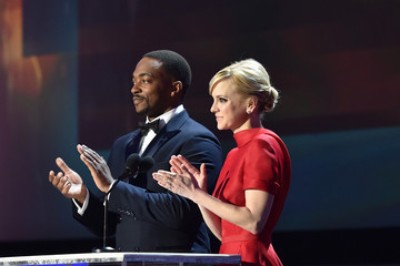 Anthony Mackie The 22nd Annual Screen Actors Guild Awards - Show