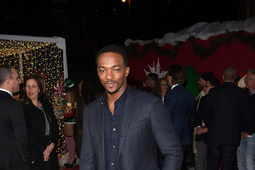 """Anthony Mackie Premiere Of Columbia Pictures' """"The Night Before"""" - Arrivals"""