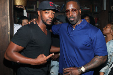 Anthony Mackie The 8th Annual Mark Pitts And Bystorm Ent Post BET Awards Party