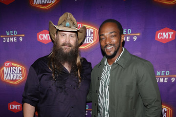 Anthony Mackie 2021 CMT Music Awards - Red Carpet