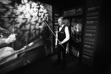Anthony McGill World Snooker Championship - Day Five