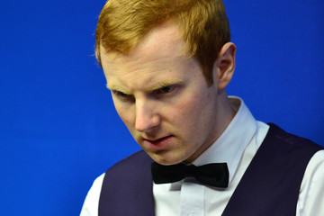 Anthony McGill World Snooker Championship - Day 6