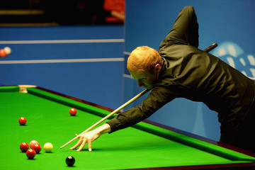 Anthony McGill 2016 Betfred World Snooker Championship - Day 2