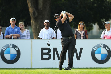 Anthony Michael BMW South African Open Championship - Day Two