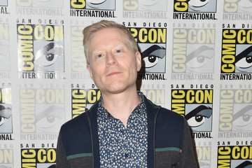 Anthony Rapp Comic-Con International 2018 - 'Star Trek: Discovery' Press Conference And Red Carpet