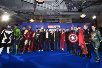 Anthony Russo Trinh Tran Marvel Studios' 'Avengers: Endgame' UK Fan Event
