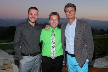 Anthony Shriver Best Buddies Hearst Castle Challenge - VIP Reception hosted by Maria Shriver