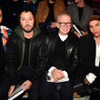 """Anthony Vaccarello """"Love Brings Love"""" Show – In Honor Of Alber Elbaz By AZ Factory - Front Row - Paris Fashion Week - Womenswear Spring Summer 2022"""