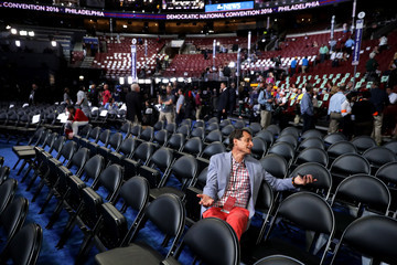 Anthony Weiner Democratic National Convention: Day Two