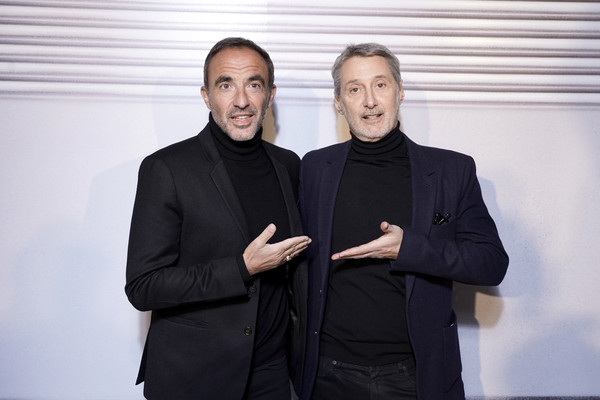 Jean-Paul Gaultier - 50th Birthday Cocktail And Party - Photocall