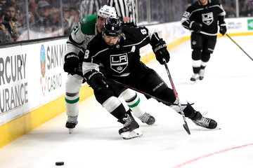 Antoine Roussel Dallas Stars v Los Angeles Kings