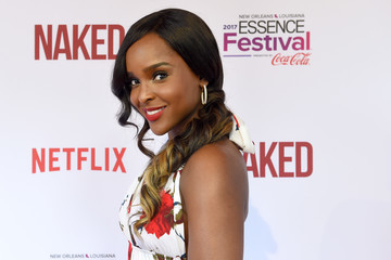 Antoinette Robertson Premiere Of Netflix Original Film 'Naked' At The 2017 Essence Festival