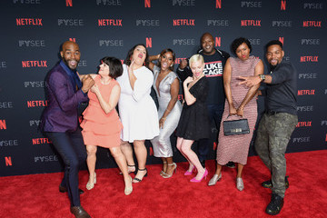 Antoinette Robertson Netflix FYSee Kick Off Party - Red Carpet