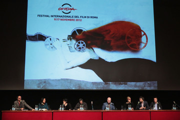Anton Muratov 'Vechnoe Vozvraschenie' Press Conference - The 7th Rome Film Festival