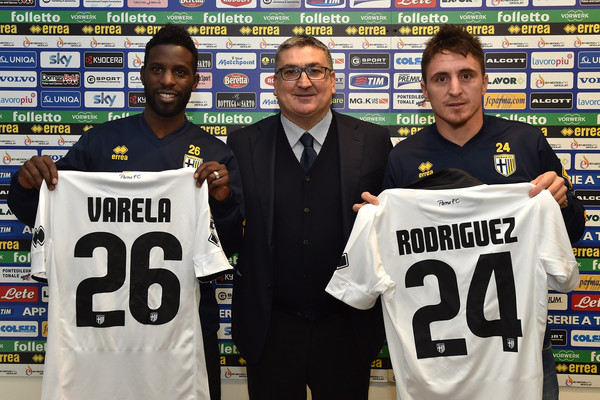 Parma FC Unveils New Signings