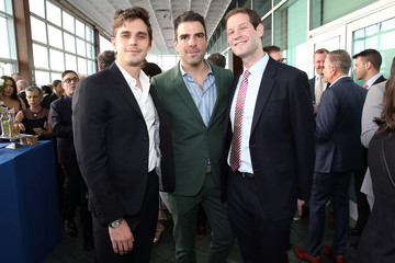 Antoni Porowski Henry Tisch Family Equality Council's 'Night At The Pier' Gala