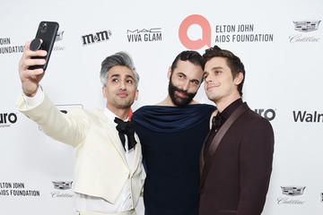 Antoni Porowski 28th Annual Elton John AIDS Foundation Academy Awards Viewing Party Sponsored By IMDb, Neuro Drinks And Walmart - Red Carpet