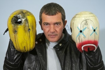 Antonio Banderas 'Automata' Photo Call in Madrid