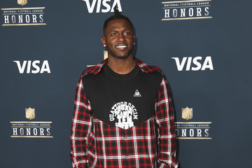 Antonio Brown 6th Annual NFL Honors - Arrivals
