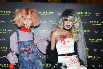 Antonio Estrada Heidi Klum's 19th Annual Halloween Party Presented By Party City And SVEDKA Vodka At LAVO New York - Arrivals