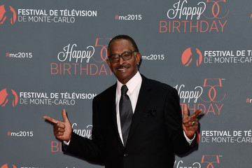 Antonio Fargas 55th Monte Carlo TV Festival : Day 4