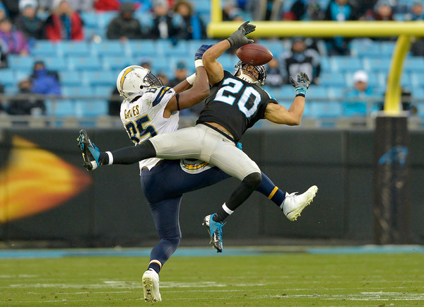 San Diego Chargers v Carolina Panthers