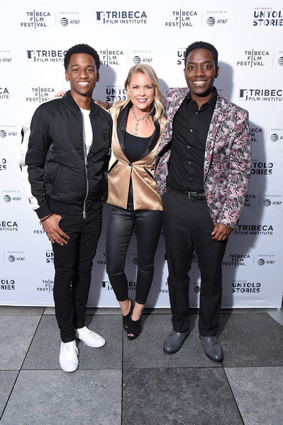 2018 Tribeca Film Festival After-Party For 'Nigerian Prince,' Hosted By AT&T At Magic Hour Rooftop Bar & Lounge
