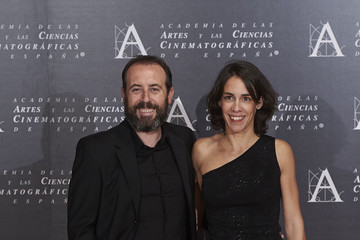 Antonio Molero Aitana Sanchez-Gijon and Juan Diego Receive Golden Medal 2015