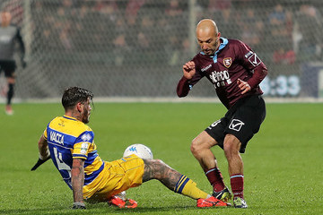 Antonio Vacca US Salernitana vs. Parma Calcio - Serie B